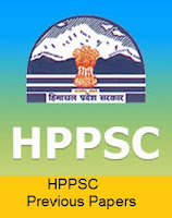 HPPSC Assistant Professor Previous Papers