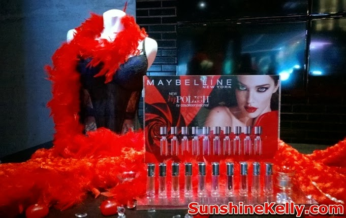 Maybelline New York, maybelline Lip Polish by Color Sensational, maybelline lip polish, lipstick