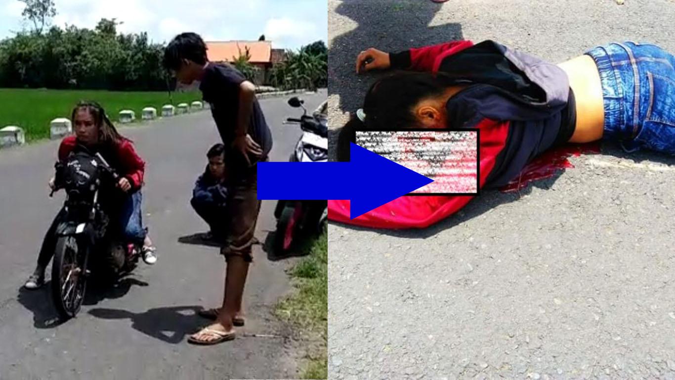 Ini Video Lengkap RIP Riska Cibel Dan Foto Foto Cantiknya