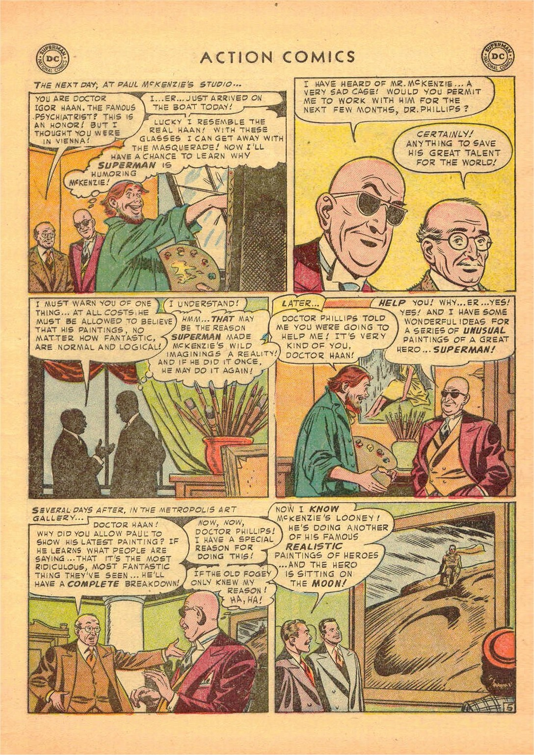 Action Comics (1938) 170 Page 6