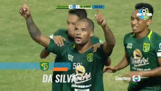 Persebaya Surabaya vs Mitra Kukar 4-1