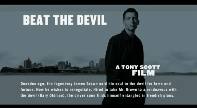 BMW Tony Scott Beat The Devil
