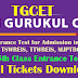TGCET Hall tickets 2018 Telangana Gurukulam Hall tickets for 5th Class Admission Test
