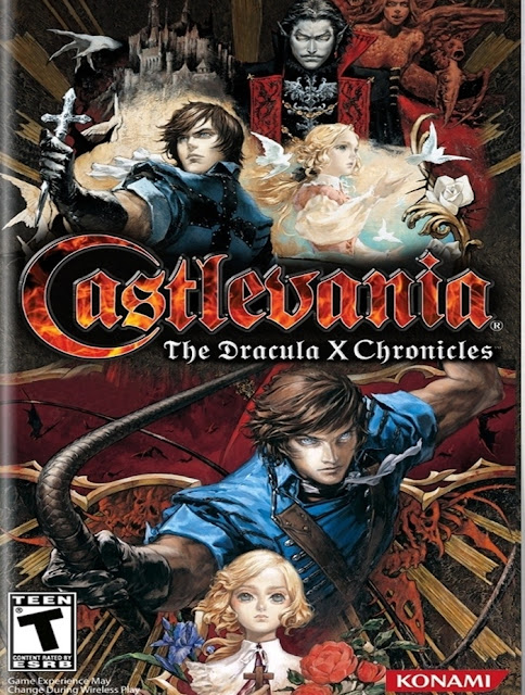 DETONADO - Castlevania The Dracula X Chronicles