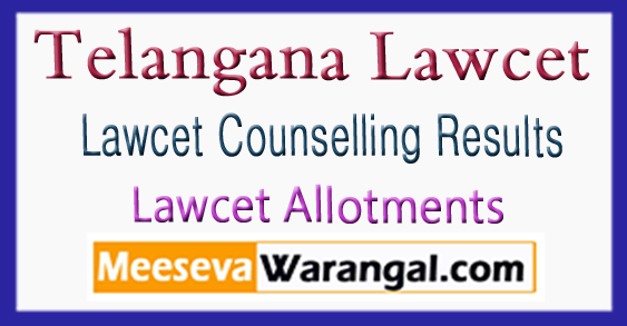 LAW Common Entrance Test-2018 (LAWCET-2018) PG LAW Common Entrance Test - 2017 (PGLCET-2018) Result Released