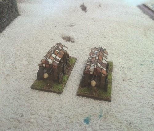 Gallic/Celtic Battering Ram Picture 1