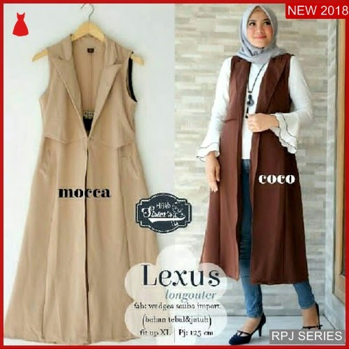RPJ230S158 Model Sweater Lexus Cantik Outer Wanita