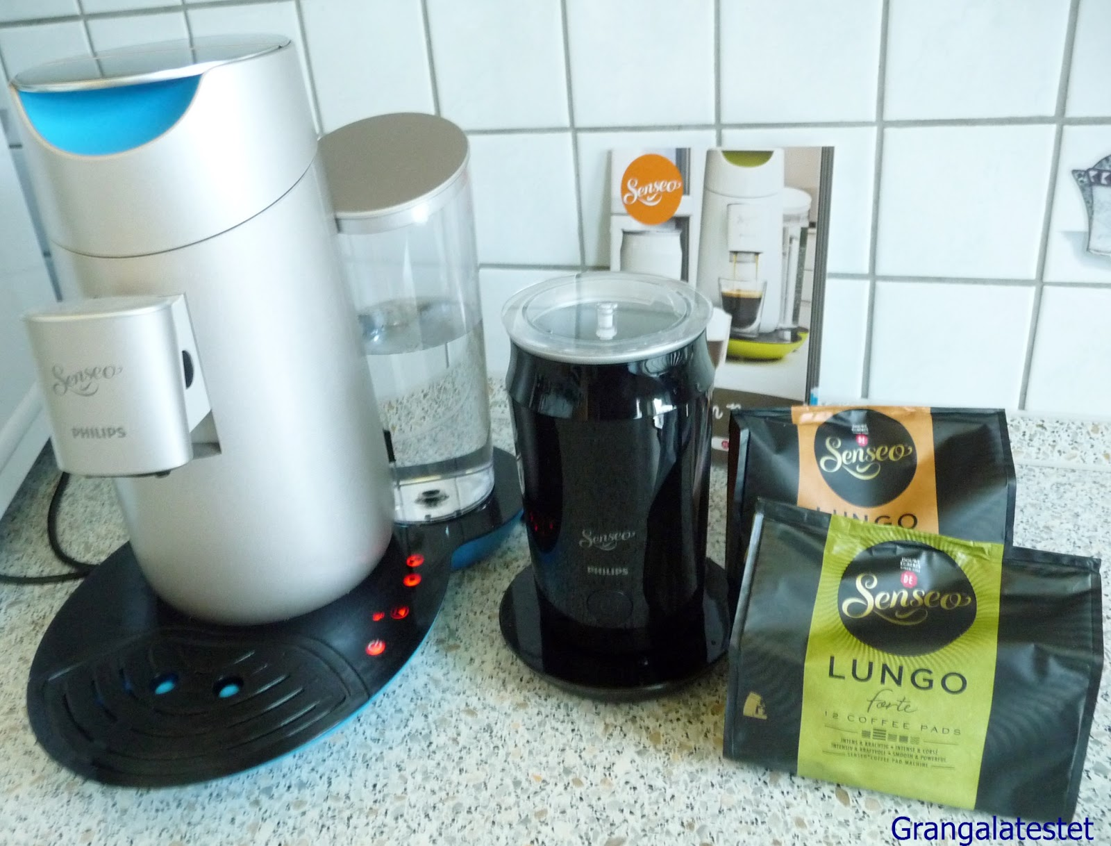 Grangala Testet: Senseo Milk Twister Von Philips