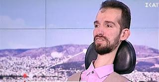 Κυμπουρόπουλος: Διεκδικώ την ψήφο με την αξία μου, δεν ζητώ λύπηση