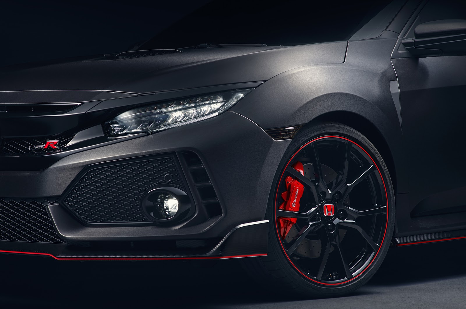 2018 Honda Civic Type R Prototype Is The One Coming To U.S ...