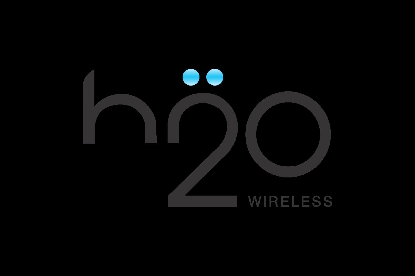 H2O Wireless Logo - Logo-Share H2o Wireless Logo Png