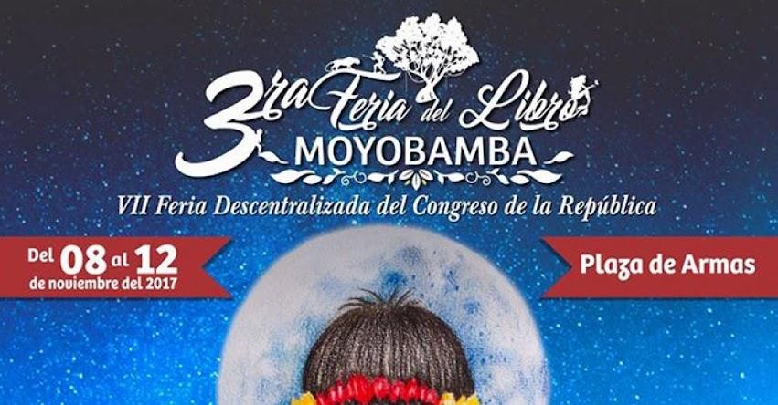 Realizan «3ra Feria del Libro» de Moyobamba (8 al 12 Noviembre) Plaza de Armas