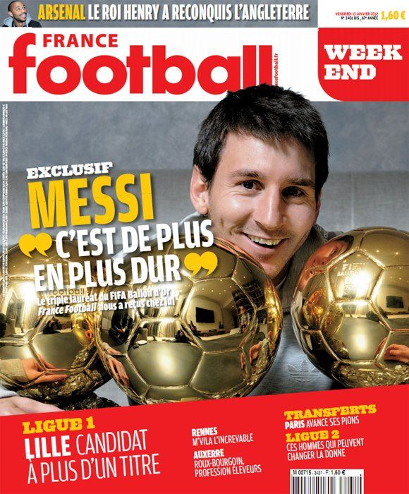 FIFA Football Magazine - Exclusive Feed - Frequency + Code