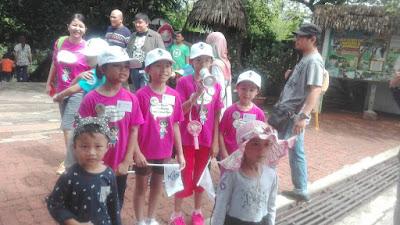 Pengalaman Bersama Kids Tour Guide