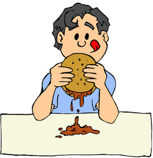 Healthy Sloppy Joe Recipe Yummy Good with clipart cartoon