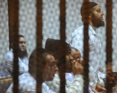 13 islamic militants sentenced to death egypt