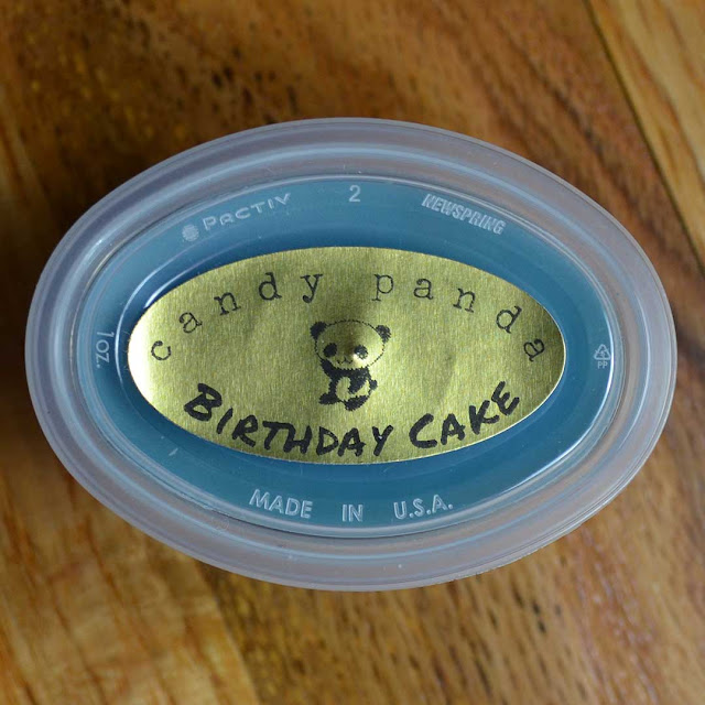 birthday cake wax