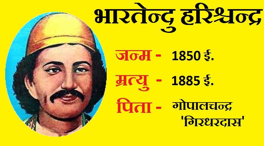 Bhartendu Harishchandra