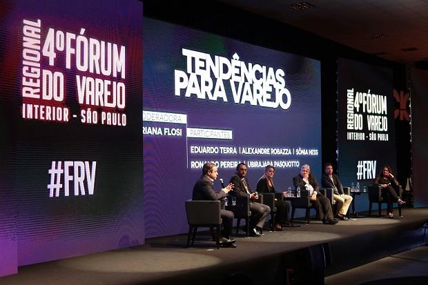 5º Fórum Regional do Varejo, principal evento do segmento varejista do Interior de São Paulo