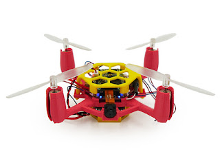 Drone Kit Build Your Own High-Flying, 3D-Printed Drone--No Soldering Required