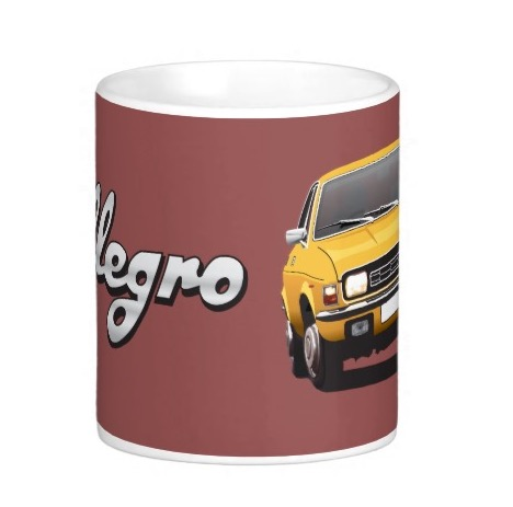 Austin Allegro customizible coffee mug