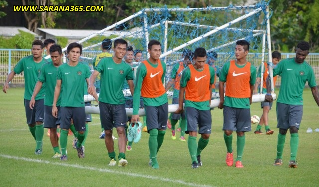persiapan sea games 2017 timnas indonesia u 22 ke spanyol