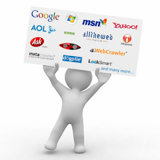 Site submit to search engines