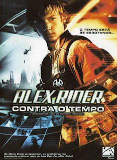 Alex Rider: Contra o Tempo - DVDRip Dublado