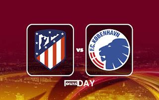 Atletico Madrid vs FC Koebenhavn – Highlights