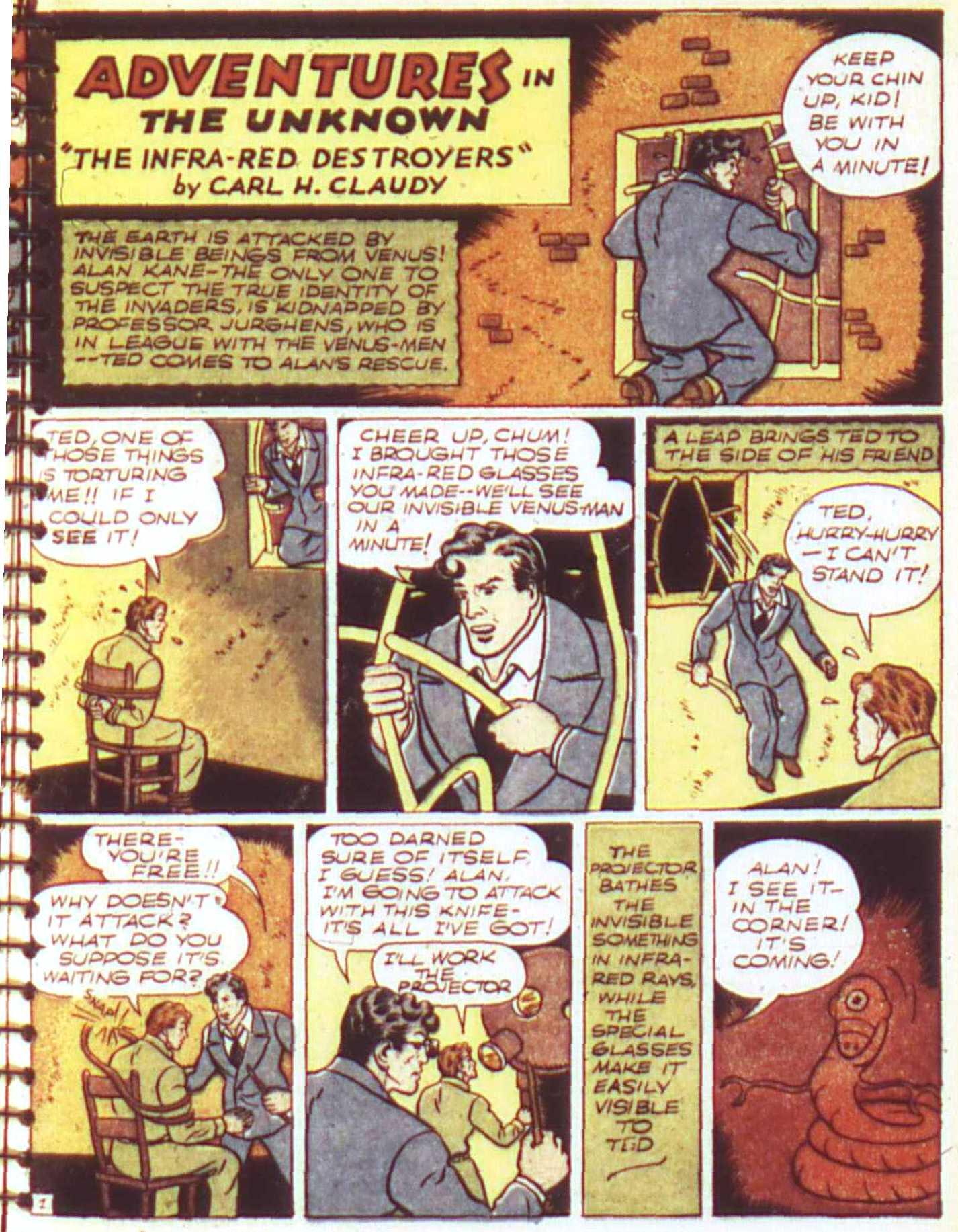 Read online All-American Comics (1939) comic -  Issue #17 - 11