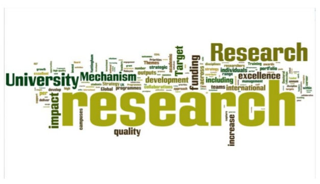 the role of research in academic