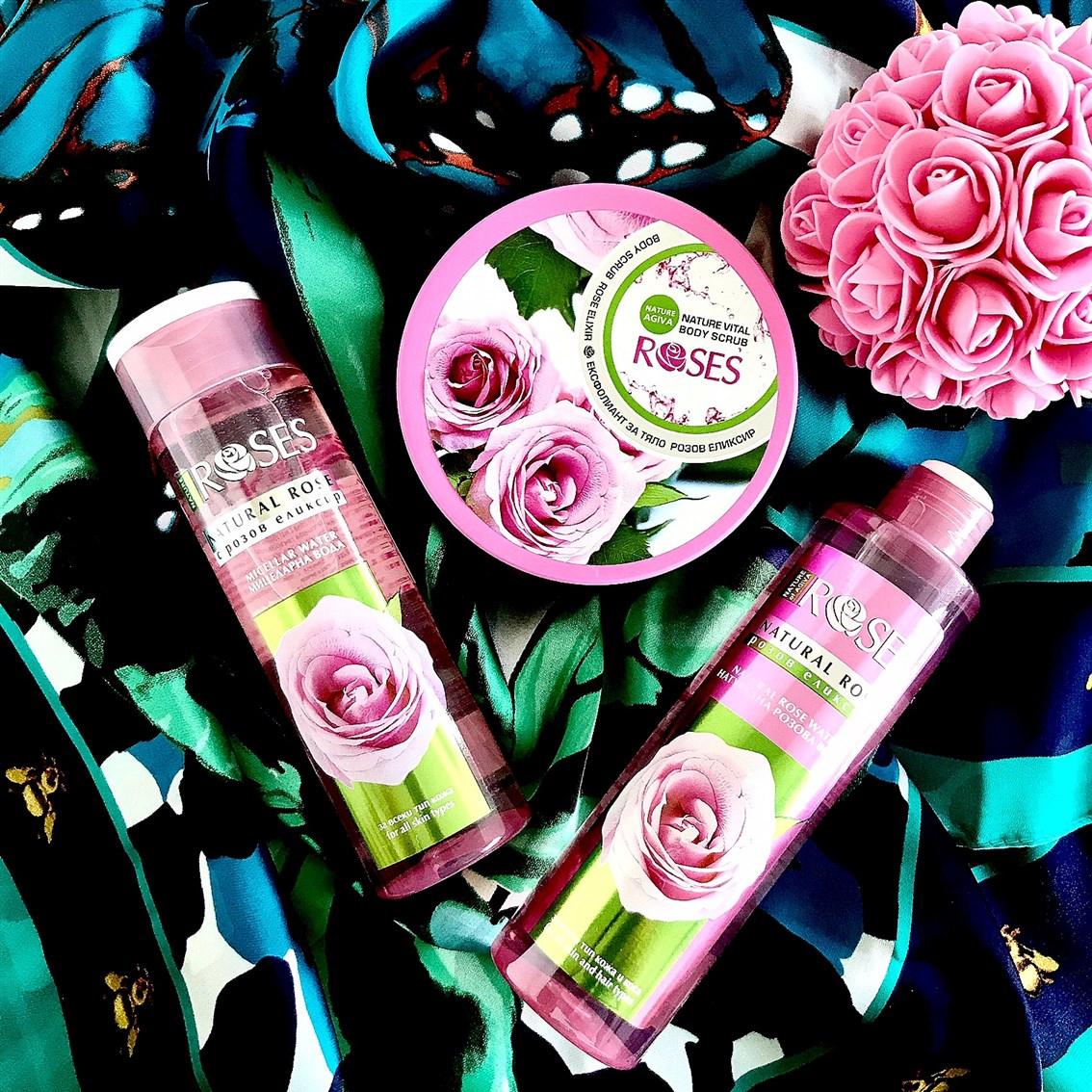 zdjęcie przedstawiające Kosmetyki z Doliny Róż