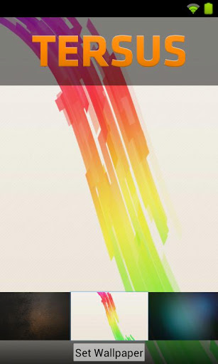 Tersus theme android download