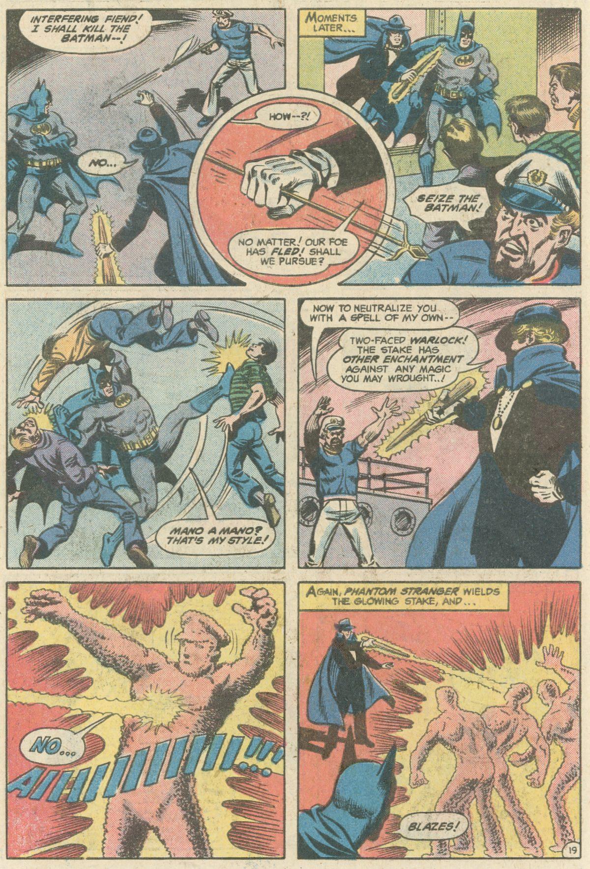 Read online World's Finest Comics comic -  Issue #249 - 20