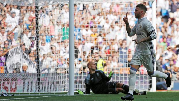 adidas presentará a Ramos en febrero