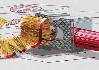2016合格者入試再現作品第5弾:多摩美術大学生産デザイン学科プロダクトデザイン専攻:色彩構成