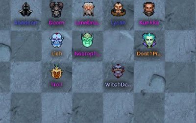 """Đội nhóm 2 Troll - 4 Undead - 3 Warlock - 4 Warrior - 2 Beast giống như giúp đỡ bạn có được một """"kết thúc có hậu"""""""