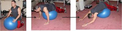 Cirurgia na Coluna - Artrodese lombar exercício de relaxamento lombar adaptado com bola