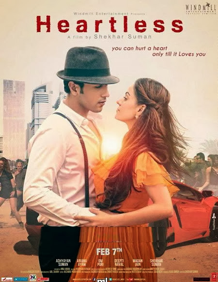 Heartless 2014 Hindi 480p WEB HDRip 350Mb x264