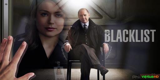 Phim Danh Sách Đen (phần 2) Hoàn thành (22/22) VietSub HD | The Blacklist (season 2) 2014