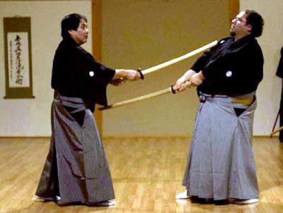 Kenjutsu Jojutsu seminar at Yoshukai Karate Dothan April 2017