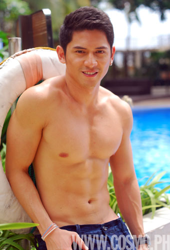 Hunks in Pictures: Cosmo Hunk Ahron Villena