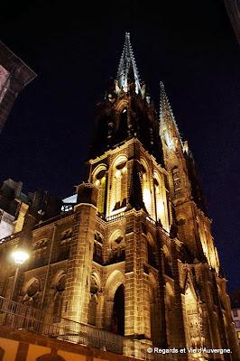 Clermont-Ferrand, la Cathédrale