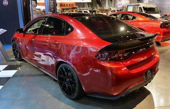2016 Dodge Dart AERO Release Date