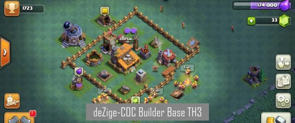 Builder Base TH3