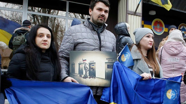 Vladimir Putin Klaim Presiden Ukraina yang Rekayasa Konfrontasi Terhadap Rusia