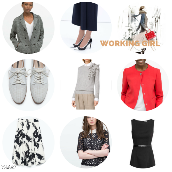 La perfecta working girl trucos looks basicos moda
