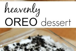 HEAVENLY OREO DESSERT