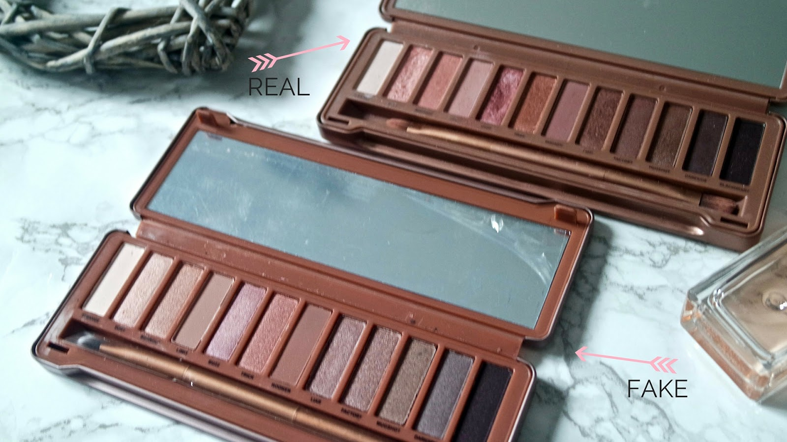 The Good, The Bad & The Fake || Urban Decay Naked 3 Palette