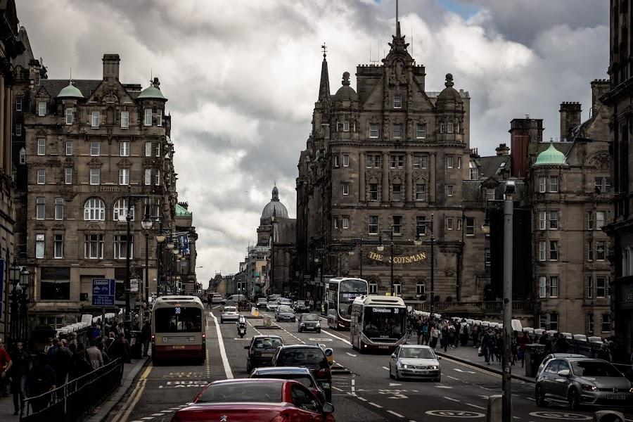 Edimburgo. Escocia